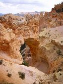 Archway In Bryce Canyon