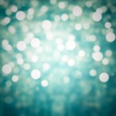 Festive Blur Background With Natural Bokeh And Bright Golden  Lights.