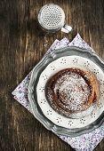 Sweet Homemade Cinnamon Roll (cinnamon Bun)