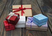 Vintage Gift Boxes  Package