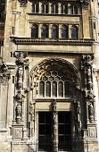 Paris, France. Gothic Saint Eustache Church