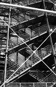 Fragment building of Centre Georges Pompidou