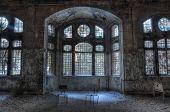 Old Abandoned Sanatorium In Beelitz