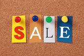 Sale Single Word