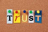 Trust Single Word