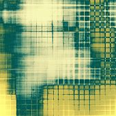 Old texture - perfect background with space for your text or image. With different color patterns: yellow; green; gray