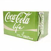 Coca Cola Life 6-pack