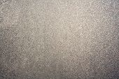 Abstract Silver Dust Or Sand Background