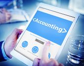 Accounting Budgeting Financial Service Ananlysing Concepts
