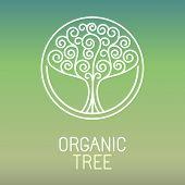 Vector Tree Icon