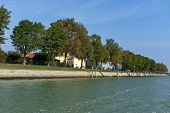 Burano - part view from one boat
