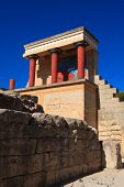 Knossos Minoan Palace