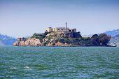 picture of alcatraz  - San Francisco California United States  - JPG