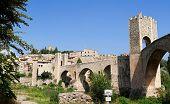Stronghold Besalu, Spain