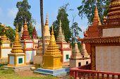 Details of Preah Prom Rath Pagoda