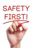 Safety First
