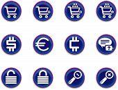 ecommerce icons - set 1