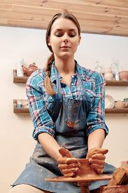 picture of pottery  - Creative hobby - JPG