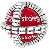 foto of objectives  - Strategy and tactics to achieve success in goal - JPG