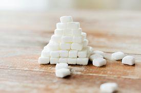 stock photo of food pyramid  - food - JPG