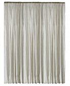isolated curtain