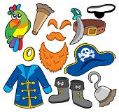 pic of pirate hat  - Pirate clothes collection  - JPG