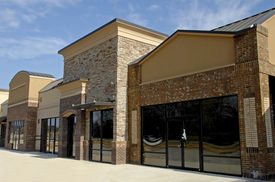 picture of commercial building  - Newly constructed commercial space available for sale or lease - JPG