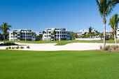 Campo de golf Condos