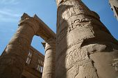Hieroglyphics Columns