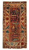 ancient iranian carpet