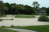 Golfing Around The Traps
