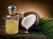 natural coconut walnut oil