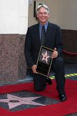 LOS ANGELES - OCT 30:  Mark Harmon at the Hollywood Walk of Fame Ceremony for Mark Harmon at Hollywo