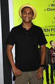 LOS ANGELES - OCT 30:  Cory Hardrict  at the