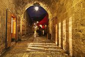 Old Town In Byblos