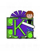 Alphabet All Occasion K