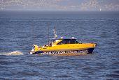 Americas Cup Escort Boat