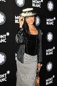LOS ANGELES - OCT 2:  Victoria Rowell arrives at the 2012 Montblanc De La Culture Arts Gala at Chate