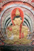 Постер, плакат: Картины с Буддой на храм потолочный