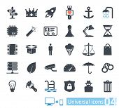 Universele icons set 04