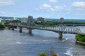 The Royal Alexandra Interprovincial Bridge