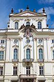 O Palácio do Arcebispo de Praga