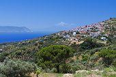 Skopelos island in Greece