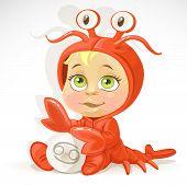 Baby Zodiac - Sign Cancer