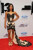 LOS ANGELES - JUN 30: Gabby Douglas at the 2013 BET Awards at Nokia Theater L.A. Live on June 30, 20