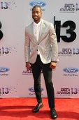 LOS ANGELES - JUN 30: Dwyane Wade at the 2013 BET Awards at Nokia Theater L.A. Live on June 30, 2013
