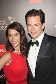 BEVERLY HILLS - JUN 16: Michael Muhney at the 40th Annual Daytime Emmy Awards at The Beverly Hilton
