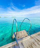 Sea swimming pool
