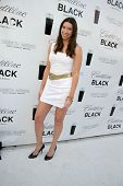 Alicia Sikorski at the Cadillac Men's Fragrance Celebrity White Party, Style Lounge, Studio City, CA. 06-29-10