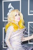 Lady Gaga at the 52nd Annual Grammy Awards - Arrivals, Staples Center, Los Angeles, CA. 01-31-10